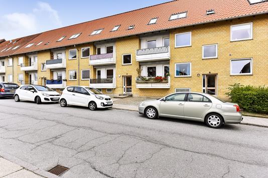 Ejerlejlighed på Sct. Peders Gade i Randers C - Ejendommen
