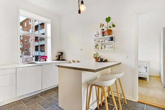 Ejerlejlighed på Vestergade i Randers C - Køkken