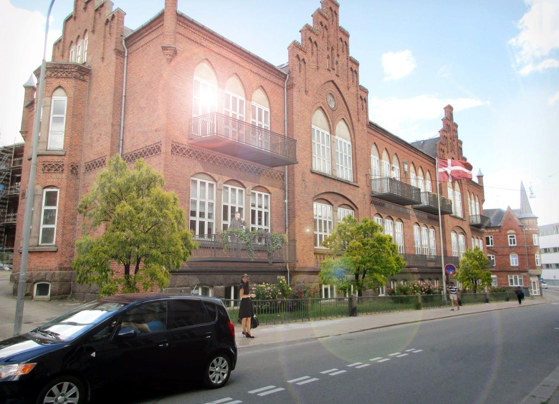 Søren Møllers Gade 2