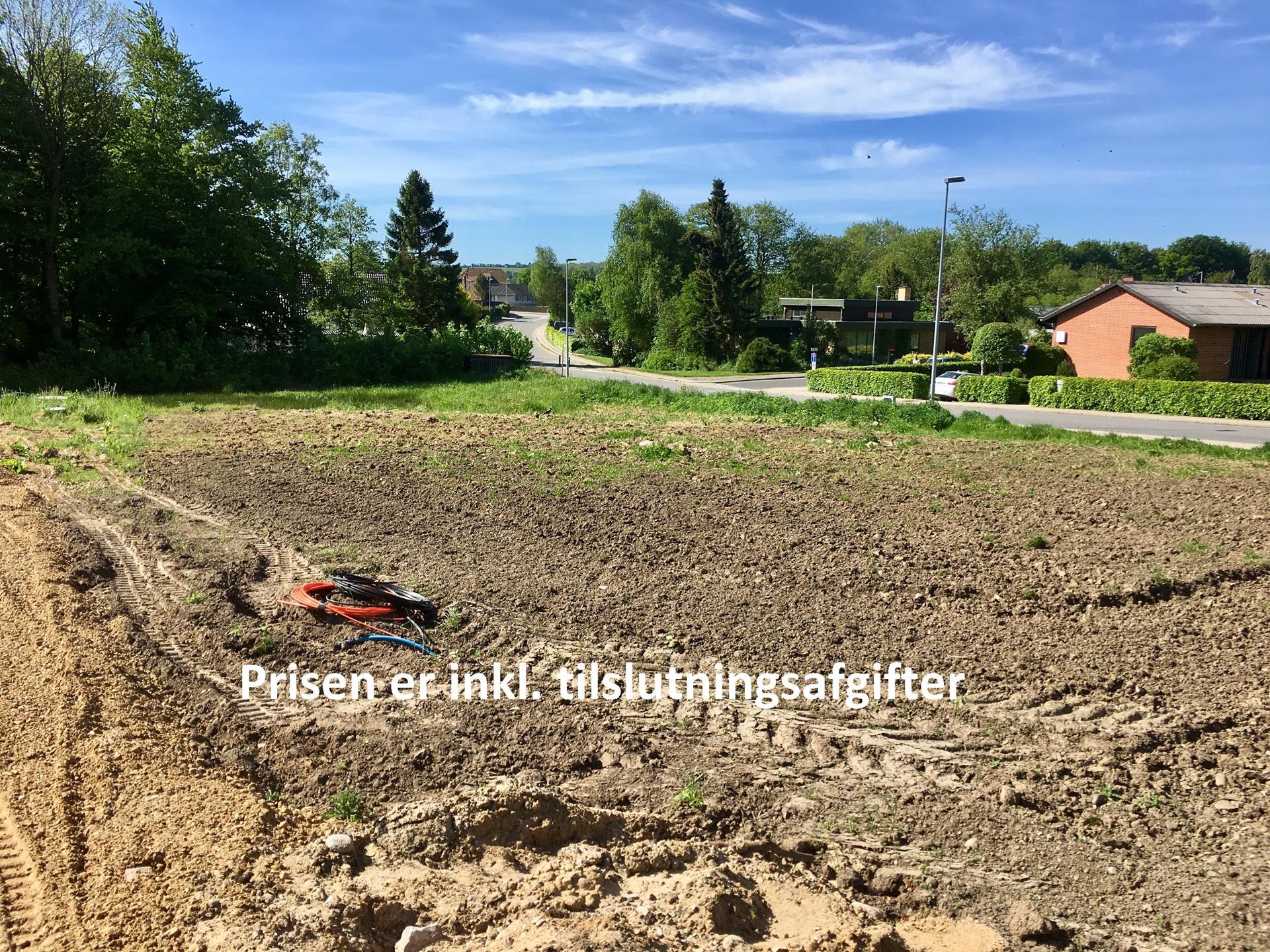 Helårsgrund på Hroarsvej i Hadsten - Andet