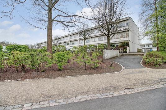 Ejerlejlighed på Eremitageparken i Kongens Lyngby - Ejendommen