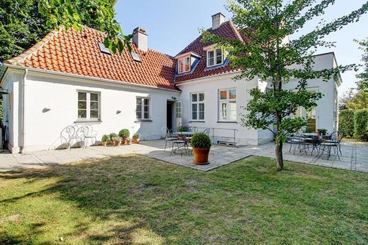 Villa på Parcelvej i Virum - Ejendommen