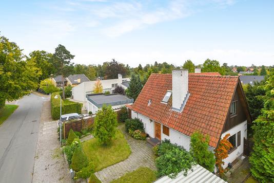Villa på Brovænget i Virum - Ejendom 1