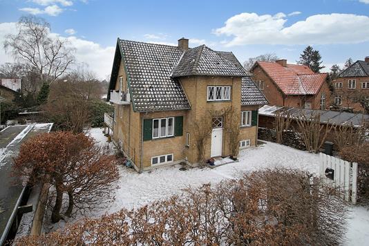 Villa på Holmevej i Virum - Ejendommen