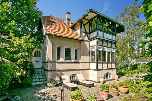 Villa på Skovridergårdsvej i Virum - Andet