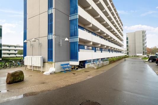 Ejerlejlighed på Gammelgårds Alle i Vallensbæk Strand - Facade