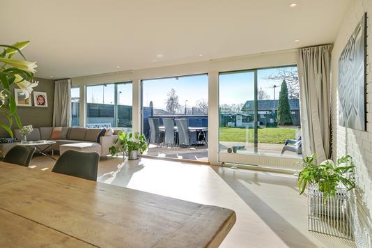 Villa på Nørrebred i Vallensbæk - Spisestue