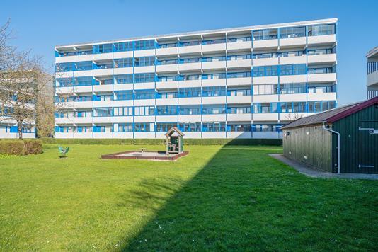 Ejerlejlighed på Vejlegårdsparken i Vallensbæk Strand - Facade