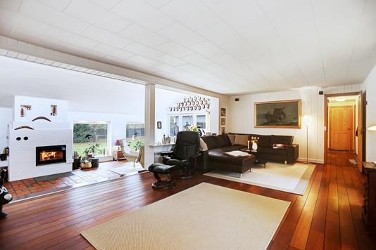 Villa på Engvangen i Solrød Strand - Stue