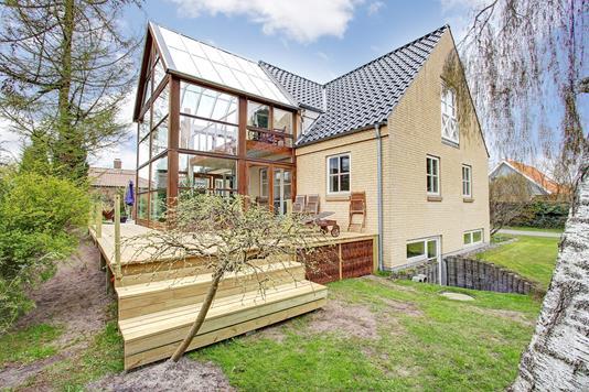 Villa på Vinkeltoften i Solrød Strand - Ejendommen