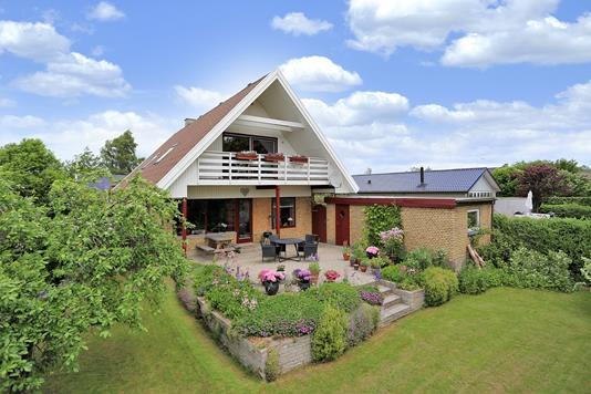 Villa på Vestermarksvej i Havdrup - Ejendommen