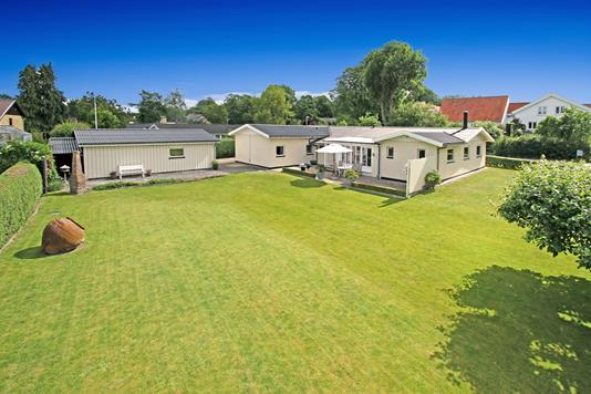 Villa på Bygaden i Karlslunde - Have
