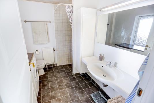 Ejerlejlighed på Maglekæret i Solrød Strand - Badeværelse