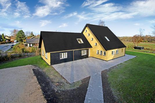 Villa på Gevninge Bygade i Roskilde - Ejendommen