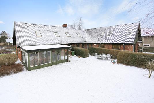 Villa på Engvangen i Solrød Strand - Ejendommen