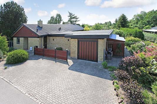 Villa på Bækparken i Havdrup - Ejendommen