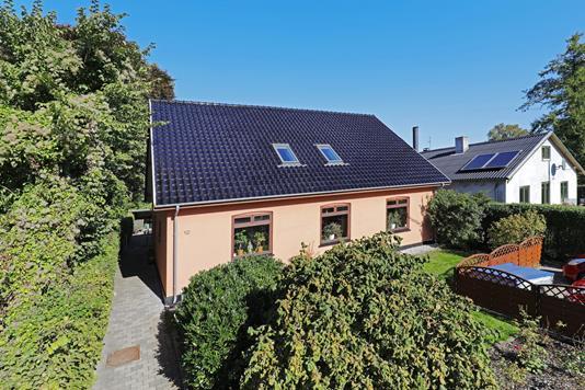 Villa på Solrød Byvej i Solrød Strand - Kælder