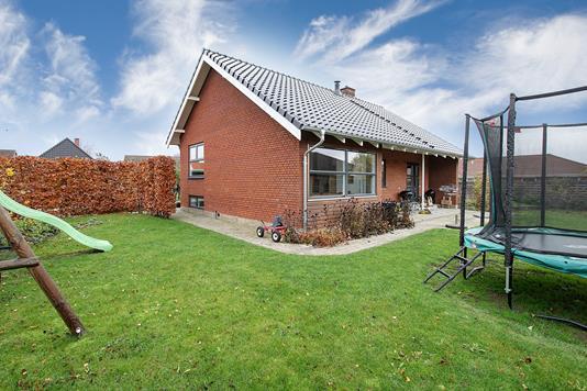 Villa på Vinkelvej i Havdrup - Ejendommen