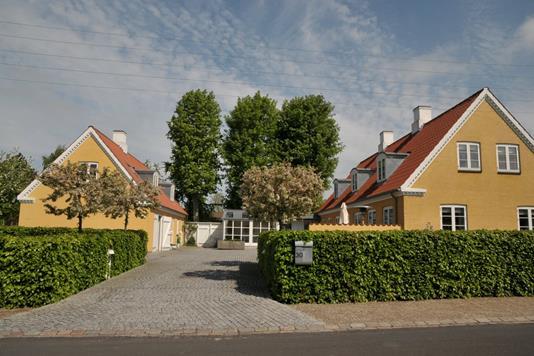 Villa på Nylandsvej i Karlslunde - Ejendommen