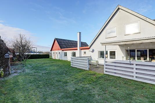 Villa på Havdrup Allé i Havdrup - Ejendommen