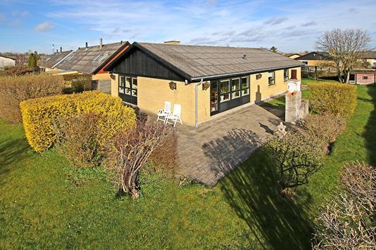 Villa på Damtoften i Solrød Strand - Ejendommen