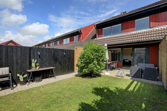 Rækkehus på Kildemarken i Havdrup - Have