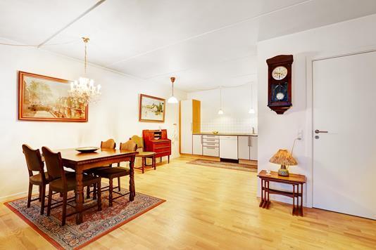 Ejerlejlighed på Solrød Center i Solrød Strand - Køkken
