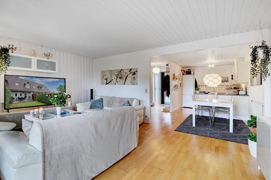 Rækkehus på Græshave Alle i Havdrup - Stue