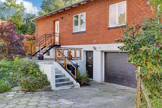 Villa på Elmevej i Havdrup - Ejendommen