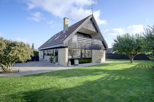 Villa på Gøgevænget i Havdrup - Ejendommen