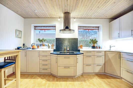 Villa på Solvej i Solrød Strand - Køkken