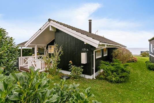 Fritidsbolig på Kystvejen i Strøby - Ejendommen
