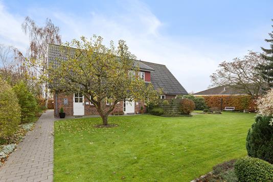 Villa på Sognevej i Køge - Ejendommen