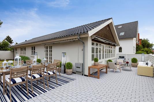 Villa på Gløerfeldtsvej i Køge - Modelfoto