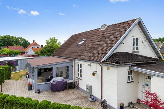 Villa på Skovledsvej i Herfølge - Andet