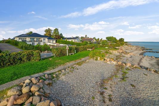 Villa på Kystvejen i Køge - Omgivelser