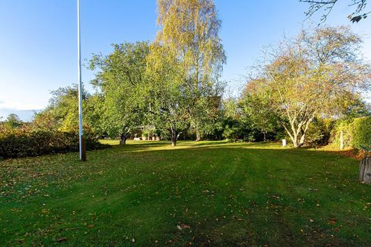 Helårsgrund på Søllerupvej i Herfølge - Have