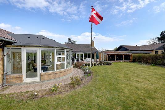 Villa på Stoubyvej i Køge - Ejendommen