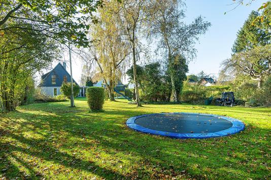 Villa på Byskovvej i Tureby - Udendørs