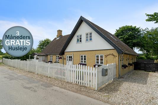 Villa på Kirkebjergvej i Lille Skensved - Andet
