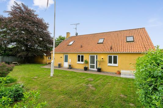 Villa på Slimmingevej i Tureby - Ejendommen