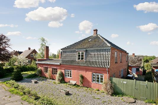 Villa på Grevindevej i Tureby - Ejendommen