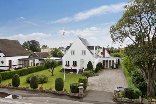 Villa på Stevnsvej i Køge - Ejendommen