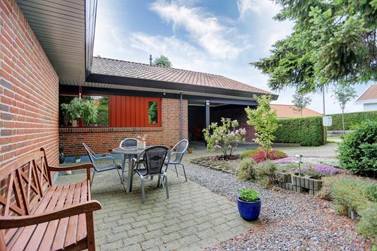 Villa på Fuglevej i Lille Skensved - Ejendommen