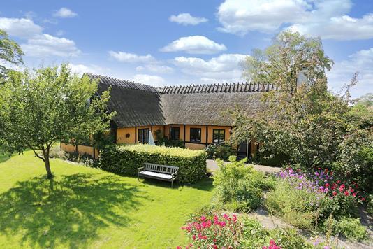Villa på Rengevej i Store Heddinge - Ejendommen