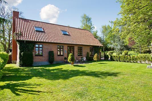 Villa på Bulveledet i Lille Skensved - Ejendommen