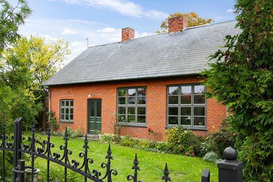 Villa på Heeringvej i Haslev - Ejendommen