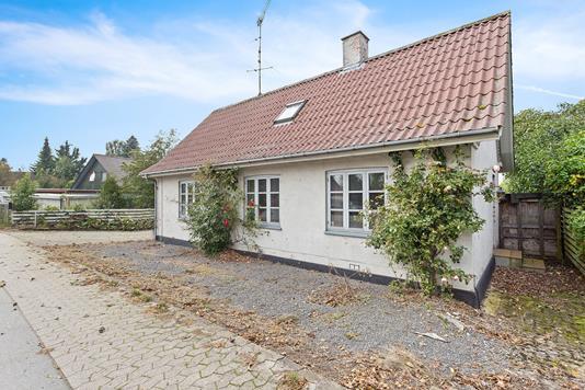 Villa på Køgevej i Hårlev - Ejendommen