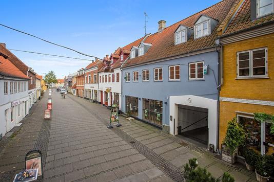 Ejerlejlighed på Nørregade i Køge - Ejendommen