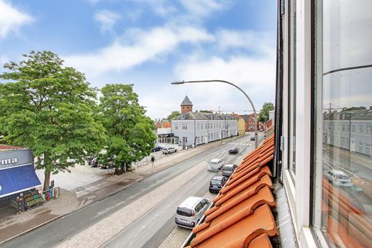 Ejerlejlighed på Nørre Boulevard i Køge - Udsigt